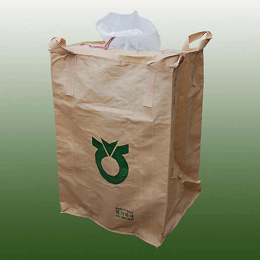 1 ton jumbo bags cross corner loop,UV treated