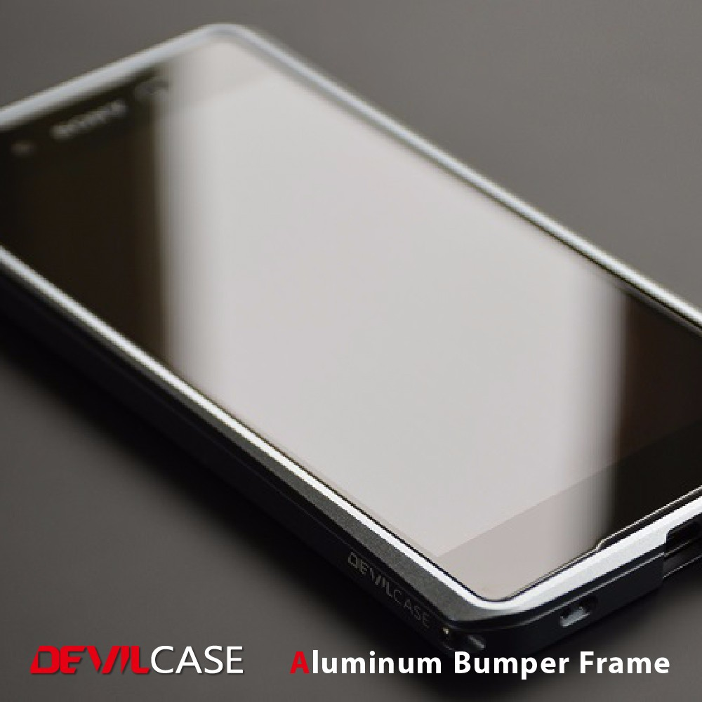 Hot Selling Aluminum Bumper Phone Cases For SONY Z4