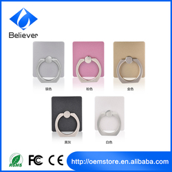 hot selling anti-lost cleverish ring shape design mobile phone holder for wholesale