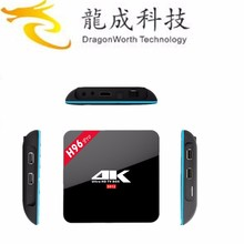 New model H96 pro full hd 1080p video Amlogic S912 Octa Core Android 6.0 Marshmallow Smart full hd video tv box android mini pc