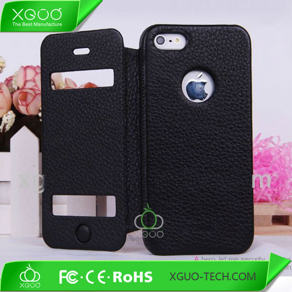 2014 hot selling wallet case for iphone 5,leather case for phone, leather case for iphone 5