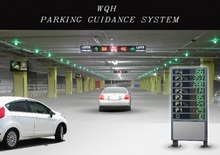 Various Solutions Parking Space Indicator System, Intelligent Car Parking System , Car Park Guidance System