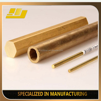 Is alloy brass thin metal rods extrusion profile copper bar
