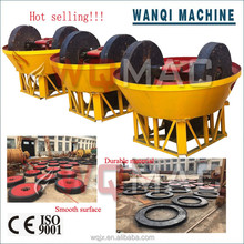 Wanqi Professional Gold Extraction Machine Hot in Sudan for Gold Grinding Mill