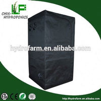 Chin up hydroponics 600d grow tent supply/ nylon plastic corner grow box