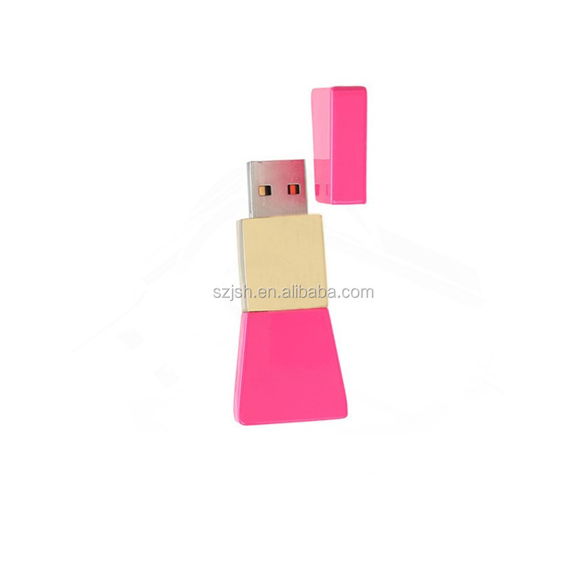 Top Best gifts high Capacity usb 2.0 usb flash memory plastic Bow tie shape 64gb usb stick for 4GB 8GB 16GB 32GB