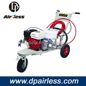 DP6800 airless line striper