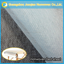 Biodegradable Medical Polypropylene Nonwoven Fabric PP Spunbond Nonwoven Cloth For Bed Sheet