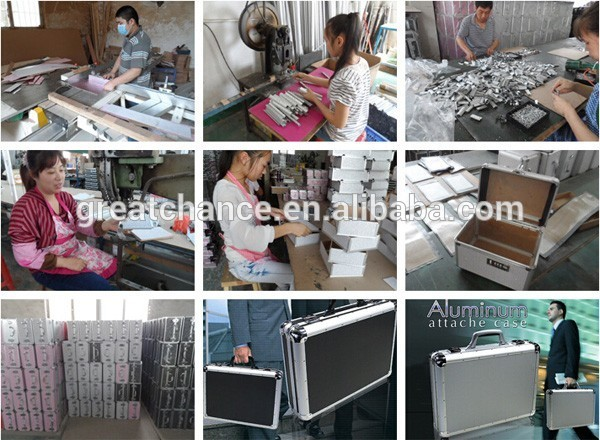 Professional customized aluminum case - aluminum tool case - aluminum carrying case - aluminum camera case