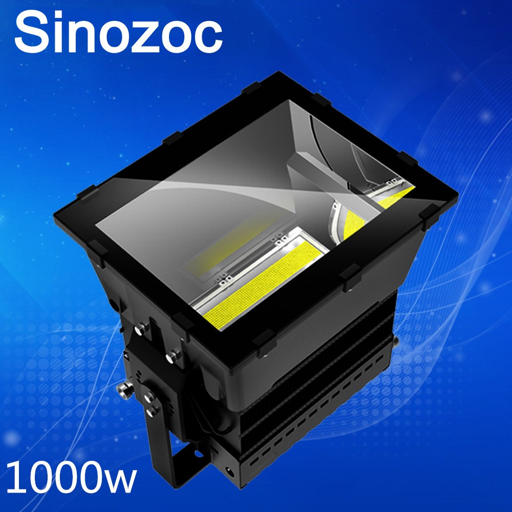 Flood light led low price good quality 1000w led projector lighting fixture