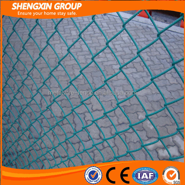 galvanized wire mesh chain link roll wire fencing