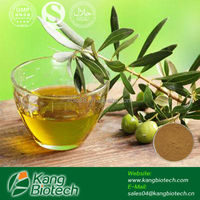 Herbs nutritional from organic olive leaf extract powder