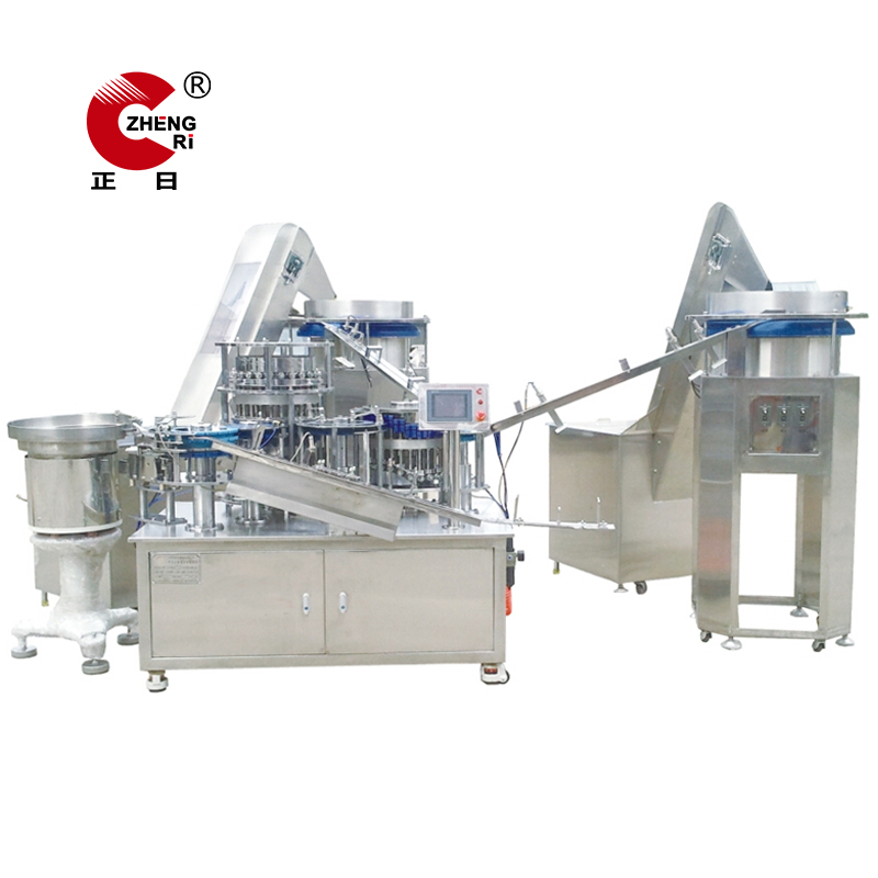 Insulin Syringe Automatic Assembly Machine