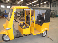 Electric Tricycles for passenger,eletric auto rickshaw.
