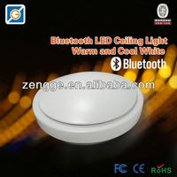 matching wall and ceiling lights with wifi rgb led spi controller