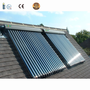 The Blue Tinox Coating Solar Flat Collector in SolarEnergy