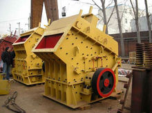 sale professional used impact crusher