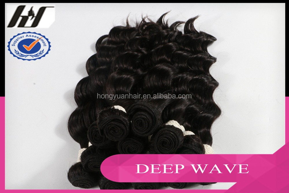Cheap Expression Hair Weave ,100% Pure Brazilian Human Hair 100% Brazilian Hair Deep Wave