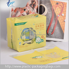China sale customized baby wet wipe bags