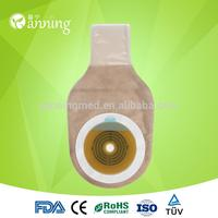 sticking ostomy bag,colosotomy bag suppliers,artifical anus bag