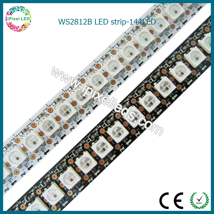Smart 30/60/144Leds Per Meter Programmable WS2812b RGB Led Strip