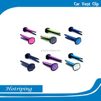 The most popular factory car vent clips air freshener/car vent stick air freshener