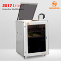 Newest MINGDA Customized MD-666 FDM 3D Printing Machine with Big Large Size , Build 3D Printer 2017 Industrial for Sale