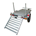 Wholesale Buy Factory Supply and Sale High quality factory made ATV trailer CT0097