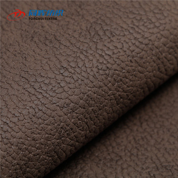 Wholesaler Custom Fabric Textile Stretched Embossed Fabric