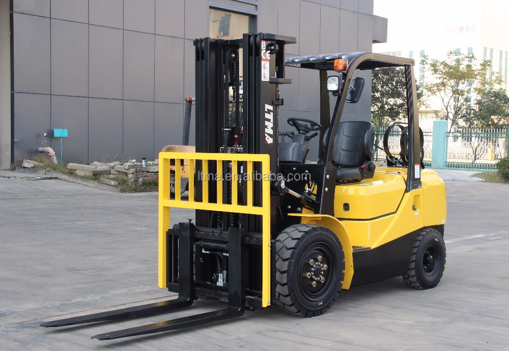 EPA approval engine 2.5 ton 3 ton lpg forklift suitable for USA market