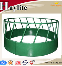 Hay Hopper Feeder Round Steel Hay Blade feeder Livestock Cattle Sheep Feeder From Qingdao Shandong