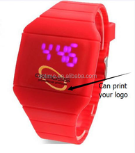 OEM promotional gifts High quality mens led digital watch faces a touch screen skin watch bluetooth smart sport watch