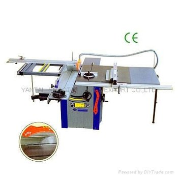 Table saw mj2330e 12 with saw blade size 315x30mm and for 12 table saw blades
