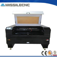 china low cost plastic 150 watts mini laser cutting machine