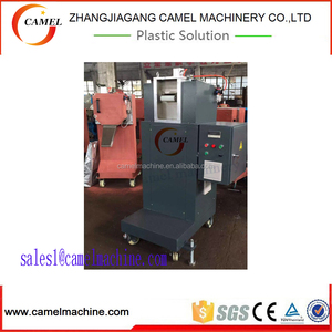 Recycle plastic granules making machine price from zhangjiagang
