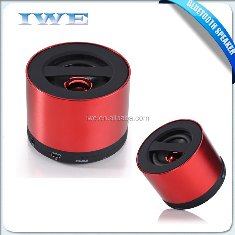 best selling products 2015 commercial mini wireless bluetooth speakers with fm radio
