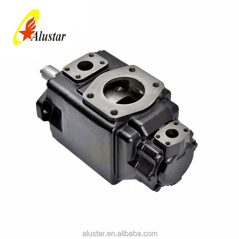 Hydraulic pump manufacturers High Pressure Hydraulic Ram Pump Double Oil Vane Pump with longer life