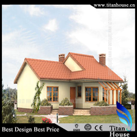 Low Cost China Supplier Prefabricated Houses