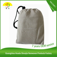 Different Shapes And Size Custom-made Small Jute String Bag