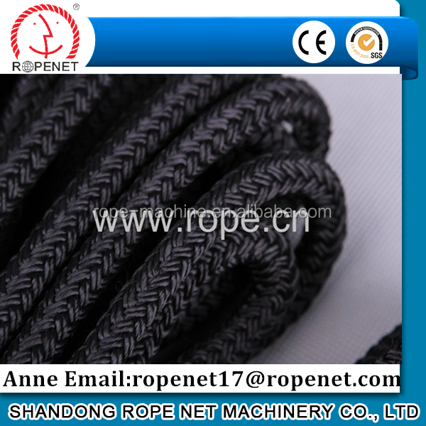 Nylon Braided Hawser with competitive price