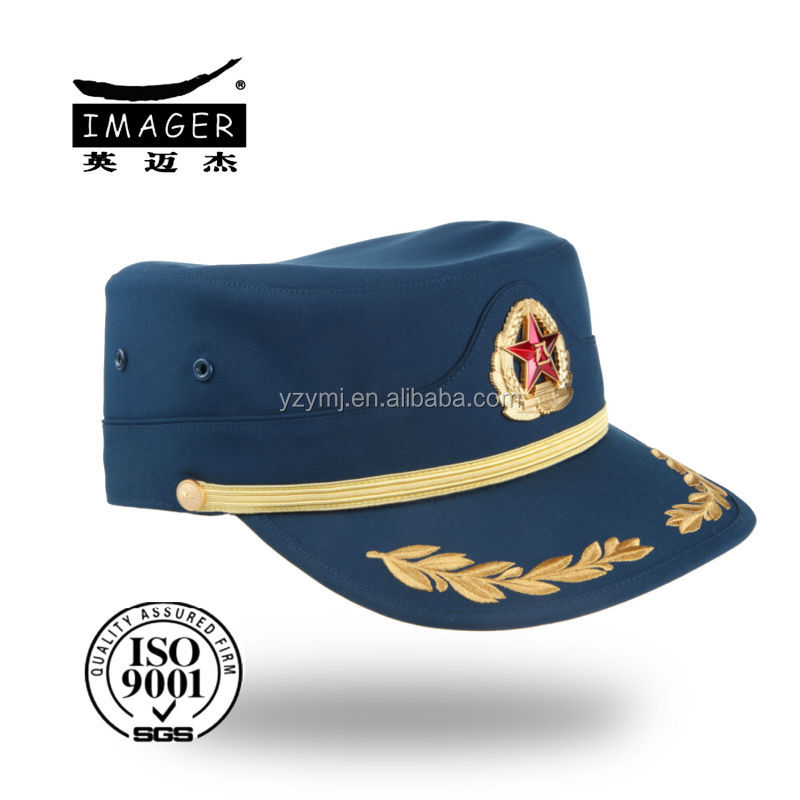 Chinese Army Fine Quality Baseball Hat