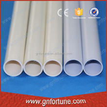 Small plastic pipe 20mm diameter decorative cheap pvc pipe covers