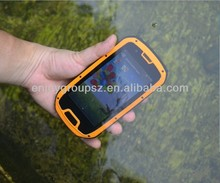 MTK 6589 quad core phone with Andorid 4.2 IP68 waterproof phone S09