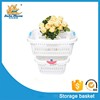 bbq grill basket Environmental protection PP basket large laundry basket 20115 hot sale