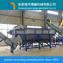 Hot selling plastic recycling equipment small made in China