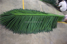 UV proof outdoor usage artificial plastic imitation lifelike palm tree leaf branch