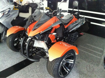 EEC Certification 3 Wheel Motor trike