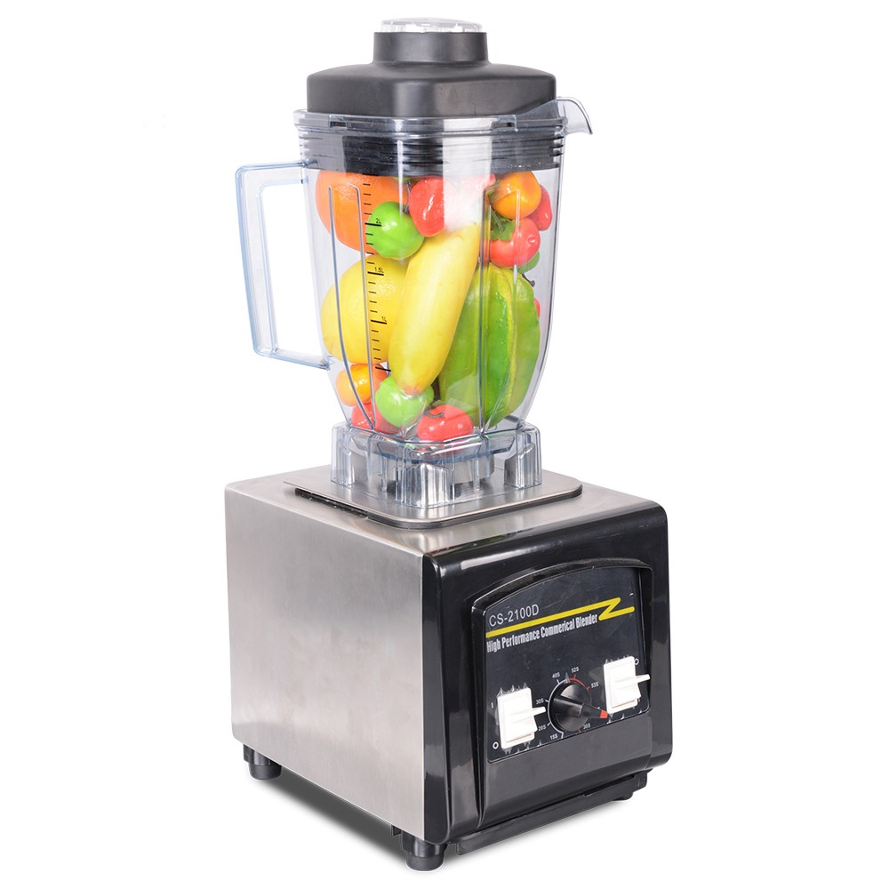 High speed power food processor blender