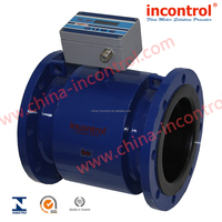 Digital Magnetic Water Flow Meter