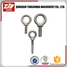 Cheap stainless steel us type eye bolt and nut